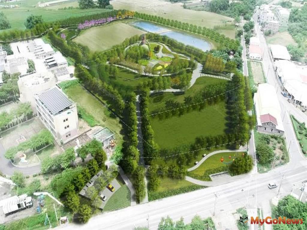 台南市府投入5,500萬開發溪北鹽水公20觀光軸帶、特色公園(圖/台南市政府)