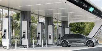 現代汽車自建 E-pit 電動車高速充電站:350kW 高功率,5 分鐘能充一百公里續航里程
