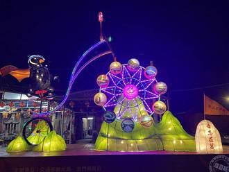 台灣首次離島燈會 「金門星光節」已登場