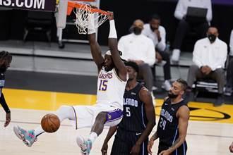 NBA》歡迎德拉蒙加盟 湖人險勝「雜牌軍」魔術