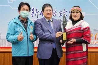 尖石鄉黃美萍推廣族語 榮獲全國績優語推人員第一名