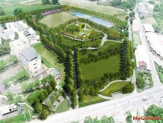 台南市府開發溪北鹽水公20觀光軸帶、特色公園