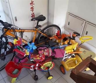 鄰居7台腳踏車堵電梯口 總幹事「改堆逃生梯口」她傻眼