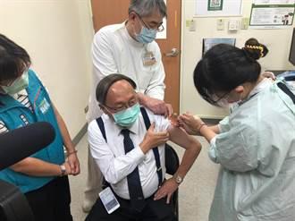 AZ疫苗接種 嘉義縣第2家合約醫院慈濟開打