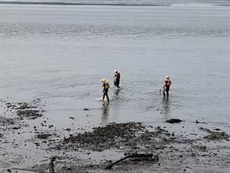 吉安水道疑似男子落水 失蹤超過12小時消防投入海空大搜索