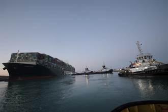 影》長賜輪已靠邊  埃及總統稱「運河危機解除」