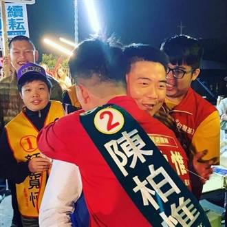 陳柏惟罷免民調曝光 網:顏家出一招可一桃殺三士