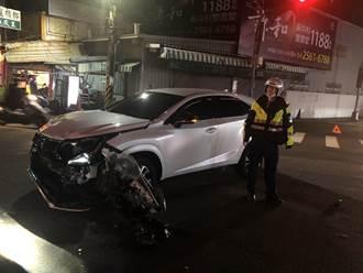 禍不單行 救護車載命危傷患就醫 途中遭車撞再添2傷