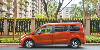 Ford Tourneo Connect 旅玩家可當貨車