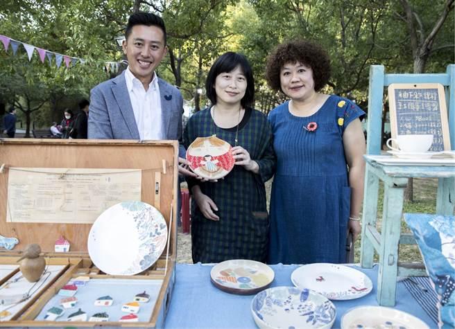 新竹市兒藝節4月2日登場 30攤味市集美食應有盡有 - 寶島