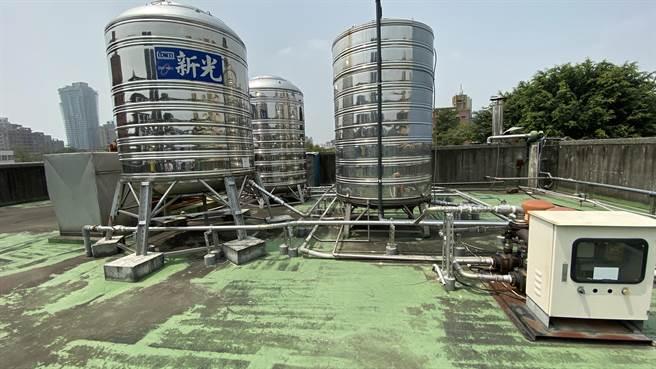 學校省水 中市教育局:15所泳池關閉、141所廚房調整儲節水 - 生活