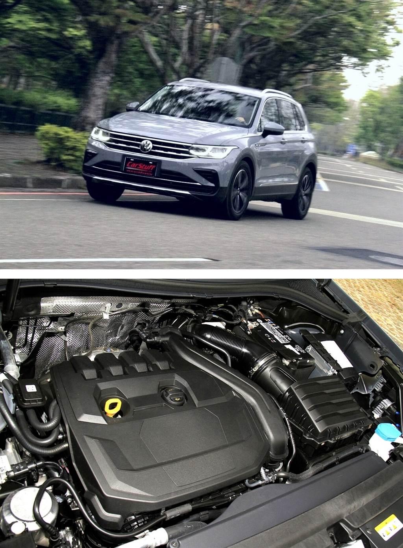 小改款Tiguan同樣配有嚴密的引擎狀況監控系統,所以也適用最長二年或最高30,000公里的全新長里程週期彈性保養概念,可有效減輕消費者的養車成本。