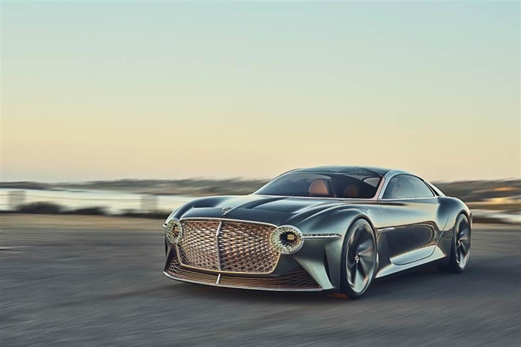 純內燃機還處於無法割捨的狀態 Bentley認為品牌電氣化無法一蹴可及