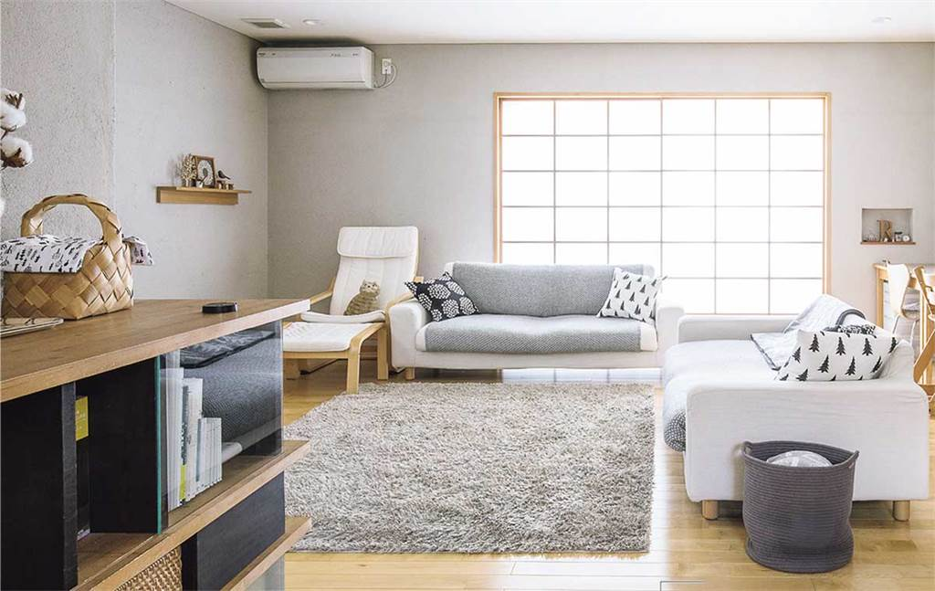 圖片提供/《無印良品空間規劃哲學:營造自家獨有的簡約生活風格》