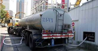 缺水傷上兆產值 立委估算:算台積電最多日砸8500萬元運水