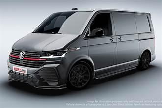 原厂帮你直接改好改满 VWCV福斯商旅推T6.1 Sportline