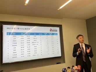 戴德梁行不動產估價師事務所所長楊長達:政策打房 但大型建商購地腳步不會減緩