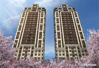 沅利建設攜手日本國土開發營造商 打造水岸宅「自慢藏」 4月初正式公開