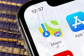 避免吃紅單 台灣Apple Maps也有測速照相提醒功能