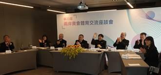 兩岸奧會體育交流視訊會議 沒談抵制北京冬奧