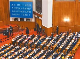 陸人大常委今修訂通過香港選舉方案 港立法會議席採「432」制
