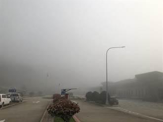 受大霧影響 馬祖僅有3班次順利起降
