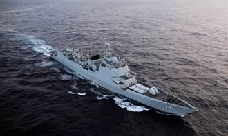 日媒:大陸軍艦巡弋釣魚台周邊 已採實戰模式