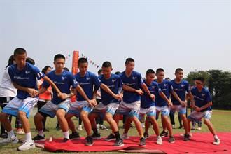 東部唯一國際標準 台東縣豐田國中11人制人工草皮足球場動土