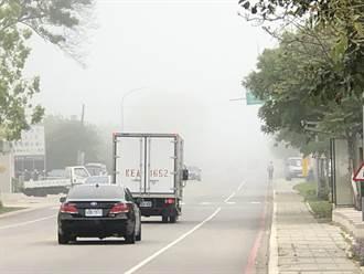 金門濃霧攪局 取消32班機逾2千人受影響