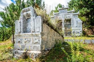 村莊藏古墓葬朱元璋後代 還有守陵人年年來祭拜