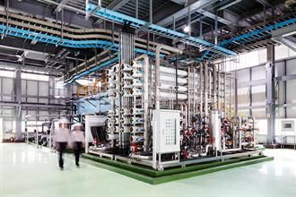 奇美啟用全台最大EDR再生水系統 日產3000噸水