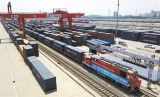 台骅投控在大陆经营的中欧班列 因苏伊士运河事件货量增三成