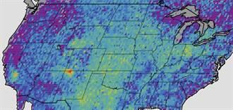 衛星發現 石油與天然氣開採過程洩漏的甲烷被嚴重低估