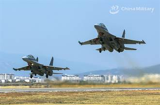 對比兩國蘇愷戰機 印媒:陸自製殲16 印度Su30是上世紀的