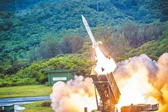 共機頻擾台 空軍改採飛彈追瞄