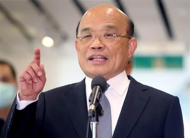 全台水情持續緊繃,行政院長蘇貞昌受訪稱政府早有優先超前部署,否則早已經限水。(本報資料照)