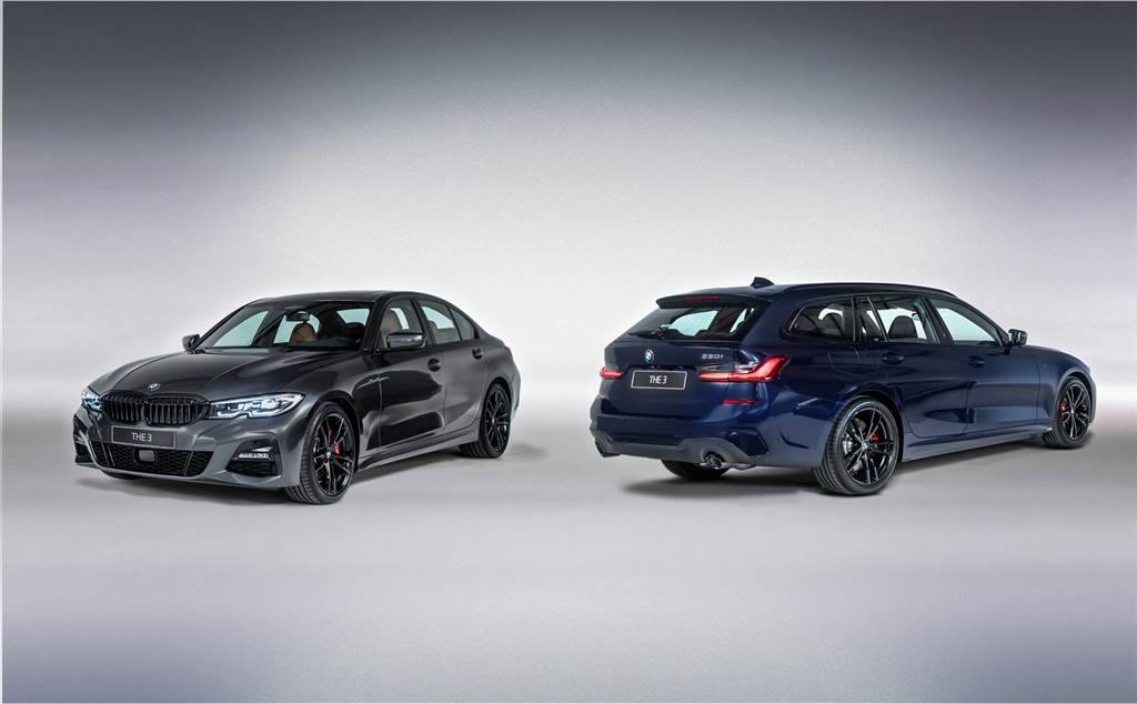 BMW總代理汎德發表全新 330i M Sport Midnight Edition夜型版、330i Touring M Sport Midnight Edition夜型版,建議售價為289萬元、296萬元。