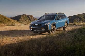 給你最純粹的越野風情,Subaru Outback Wilderness Edition 北美販售