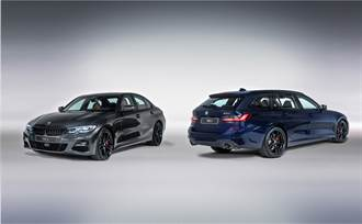 曜黑光芒 BMW 330i Sedan/Touring M Sport Midnight Edition夜型版限量上市