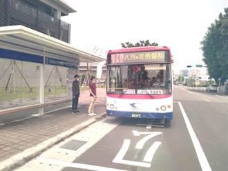 八里F125新巴士 4/1轉型878低地板公車