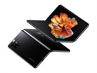 小米發表首款折疊螢幕MIX FOLD與自主研發晶片澎湃C1