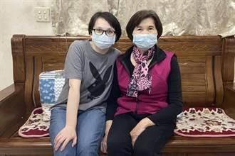 東元護理師活肝移植救肝硬化母親  報答養育恩情