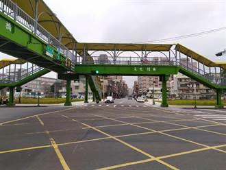樹林文化陸橋將拆除 新北今年再拆6座