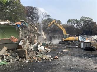 后里橡膠工廠1個月燒5次 市府今斷水電強拆違建