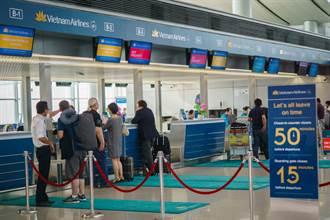越南研议开放国境 拟7月恢復台定期航班入境 旅客仍须隔离