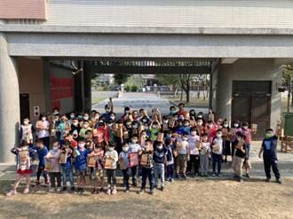 集集鎮幼兒園更新升級 兒童節禮物自己選
