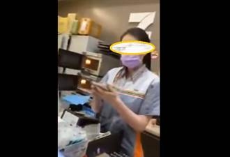 搶超商店員名牌又嗆聲  愛馬仕姐神隱 母哽咽道歉:她很善良