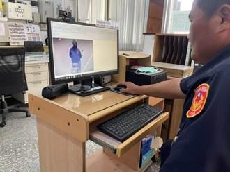 憑1張發票調監視器+臉書搜尋 警5小時找到錢包失主