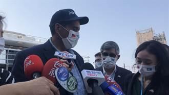 帛琉總統高雄看遊艇產業 盼業者助推動相關建設