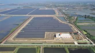 全台最大150MW光電場今正式啟用 台南廢棄鹽田打造